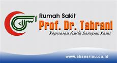 Lowongan Rumah Sakit Prof Dr Tabrani Pekanbaru Mei 2017