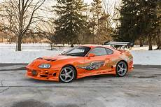 Toyota Supra The Fast And The Furious Jza80 2001 Usa