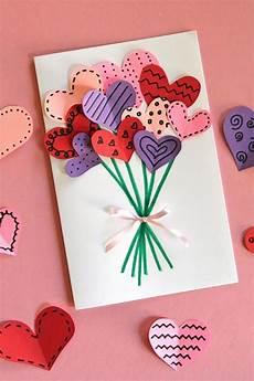valentinstag karten basteln valentinstag valentinstag