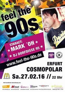 Feel The 90s Act 180 Oh Dorfdisse 95 I