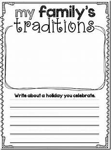 traditions worksheets 15587 family traditions thanksgiving lesson social studies school and holidays