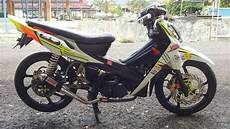 Modifikasi Revo 100cc by Revo 100cc Modifikasi Ceper Thecitycyclist