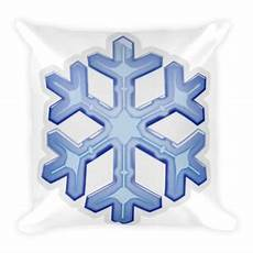 transparent background snowflake emoji snowflake emoji free clip with a transparent