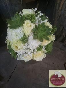 Brautstrauß Mit Hortensien - brautstrauss in gr 252 n weiss mit hortensien
