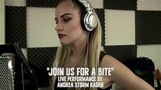 Andrea S location song live performance by andrea s kaden jt