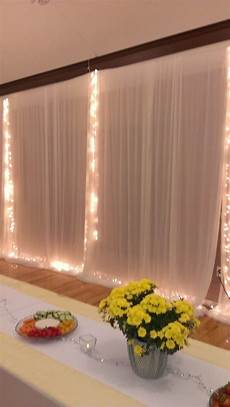 the 25 best curtain backdrop wedding ideas on pinterest