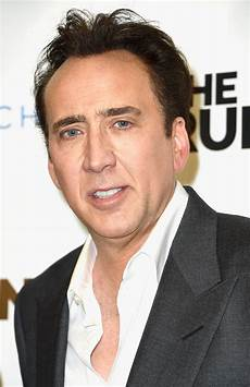 your afternoon hair nicolas cage go fug yourself