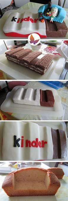 Kinder Riegel Torte Rezept Kuchen Und Torten Fondant