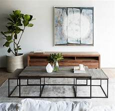 Living Room Square Table