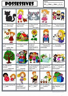 possessive adjectives key worksheet free esl printable worksheets made by teachers