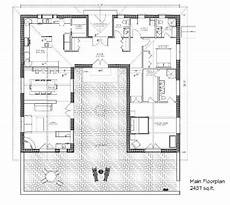 straw bale house plans courtyard quot bale hacienda quot straw bale plans strawbale com