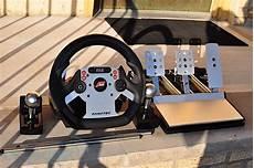 volante e pedaliera per xbox 360 fanatec forza motorsport csr wheel and elite pedals review