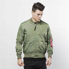 alpha industries bomber jacket ma 1 tt green