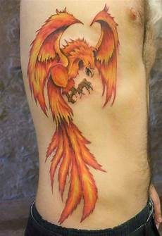 109 best phoenix tattoos for men rise from the flames
