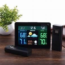 Temperature Monitor Bakeey Ck29s by Indoor Outdoor Temperature Monitor Digital Weather Station
