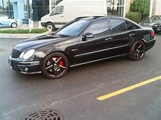 w211 19 zoll 08 e63 with new wheels cls 19inch custom mbworld org