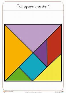 Tangram Kinder Malvorlagen Tutorial 1000 Images About Tangram On Puzzles