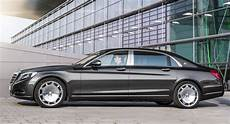mercedes maybach s550 4matic roll out with minor updates