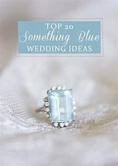Something Blue Ideas For Weddings 20 breathtaking something blue wedding ideas