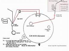 Wiring Diagram For 12 Volt Conversion Of Alternator On Ferguson To 30 by Technical 6 To 12 Volt Conversion Problem The H A M B
