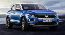 volkswagen s t roc looks to rock the compact crossover market