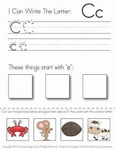 the letter c worksheets for preschool 23649 subscriber exclusive freebie letter c write cut paste printable preschool worksheets