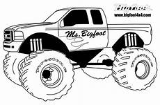 truck coloring pages to and print for free
