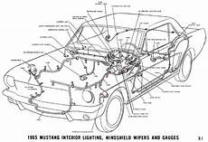 i m installing a windshield washer system in my 65 mustang coupe i m looking for a picture or