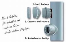 kg rohr abzweig nachträglich einbauen der rohranschluss adapter ideal f 252 r schwere anschl 252 sse