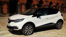 renault captur 2018 white driving exterior interior
