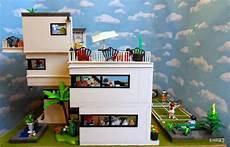 playmobil ausmalbilder luxusvilla malbild