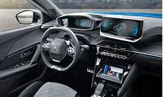 peugeot 2008 interieur new peugeot 2008 debuts with all electric variant autodevot