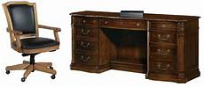 walnut home office furniture old world walnut executive credenza home office set from