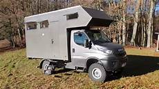 Iveco Daily 4x4 Cer Motorhome