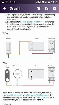 nest video doorbell wiring diagram wiring diagram