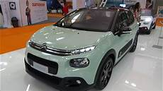 2018 Citroen C3 Bluehdi 75 Shine Exterior And Interior