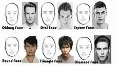 hairstyle face shape male choose the best hairstyle for your face shape how to pick a new men s hair style youtube