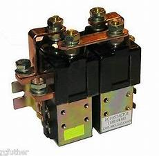 albright sw182 style reversing contactor solenoid 48v chennic 200a two chang ebay