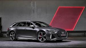 2020 Audi RS6 Avant US Launch Confirmed Heres The