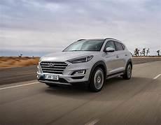 Hyundai Tucson 2018 New Suv Specs And Facelift Revealed