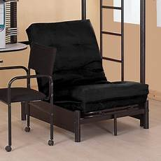 futon pad coaster futon pad only black walmart