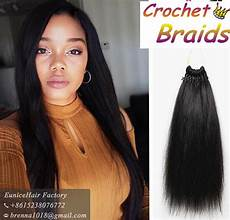 Yaki Hair For Crochet Braids