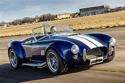 AC Cobra Driving Experience  UK Wide Track Days