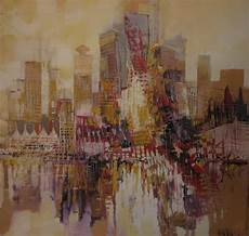 painting that capture cities of the world paul ygartua