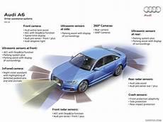 Audi Pre Sense Plus - 2017 audi a6 quattro driver assistance systems hd