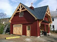 post and beam carriage house plans post beam garage 24 x 28 post beam garage building