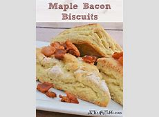 maple bacon biscuits_image