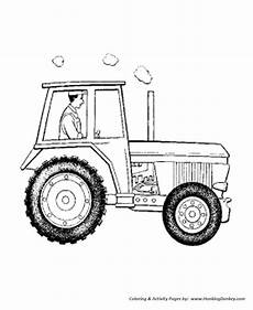 Ausmalbilder Bauernhof Fahrzeuge Appartamento E Famiglia Tractor Coloring Pictures To Print
