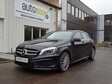 Voiture Mercedes Classe A 200 Fascination 7g Dc Pack Amg
