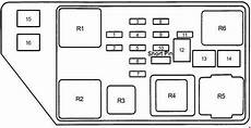 1996 toyota t100 fuse diagram toyota camry 1991 1996 fuse box diagram auto genius